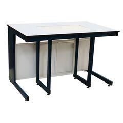 Стол лабораторный для стола весового Э-1200/760-СЛВ