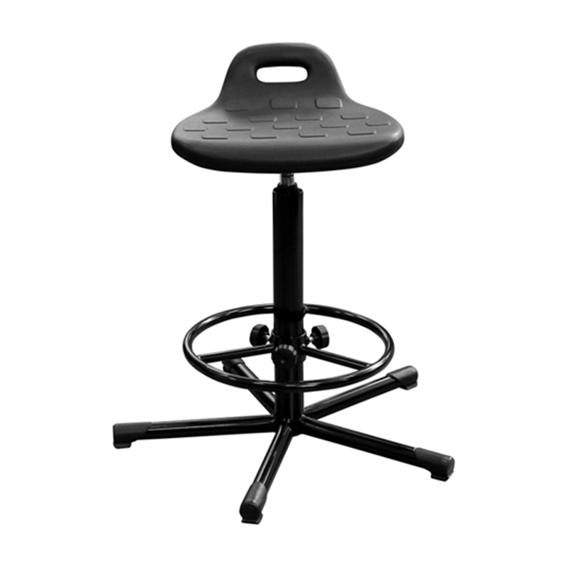 Табурет лабораторный с полиуретановым сиденьем Т09 прямоугольное сиденье фото