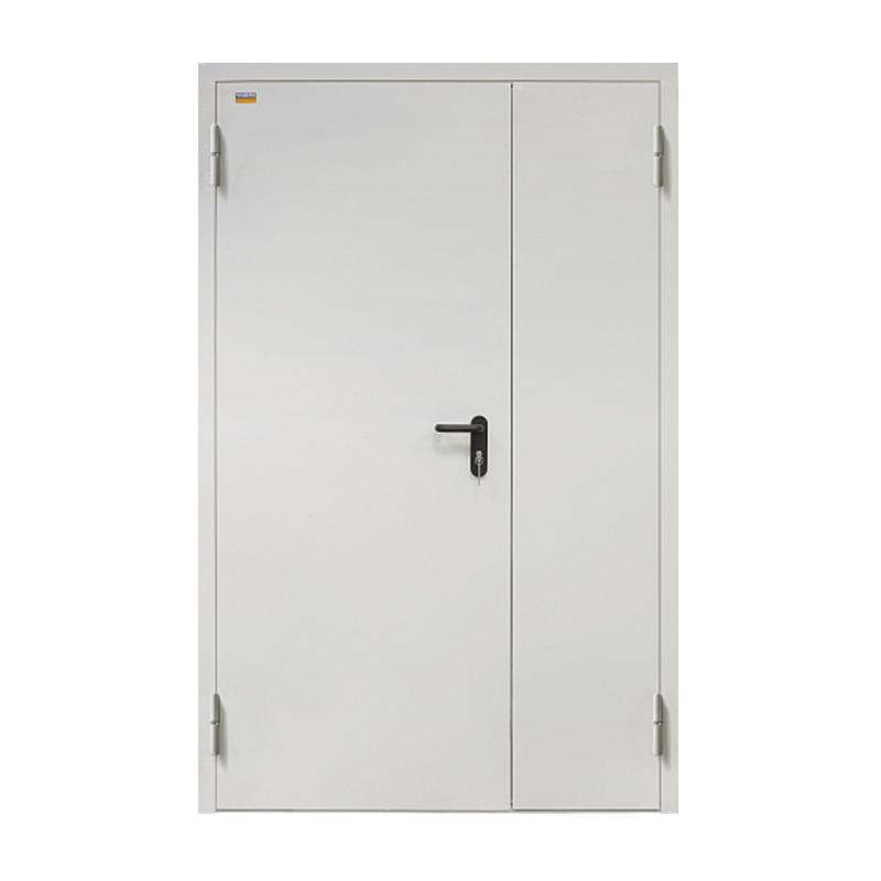 Металлическая техническая дверь ДТ2 фото