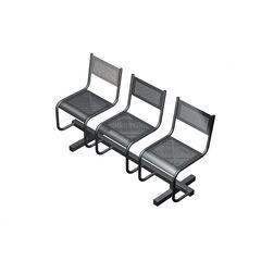 Секция из 3-х стульев СП2.103