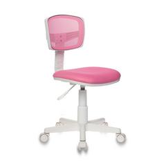 Детское кресло Бюрократ CH-W299 розовый