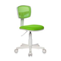 Детское кресло Бюрократ CH-W299 салатовый