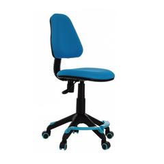 Детское кресло Бюрократ KD-4-F голубой