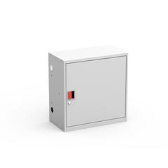 Шкаф для газовых баллонов ШГР 27-2-4 (27 л)