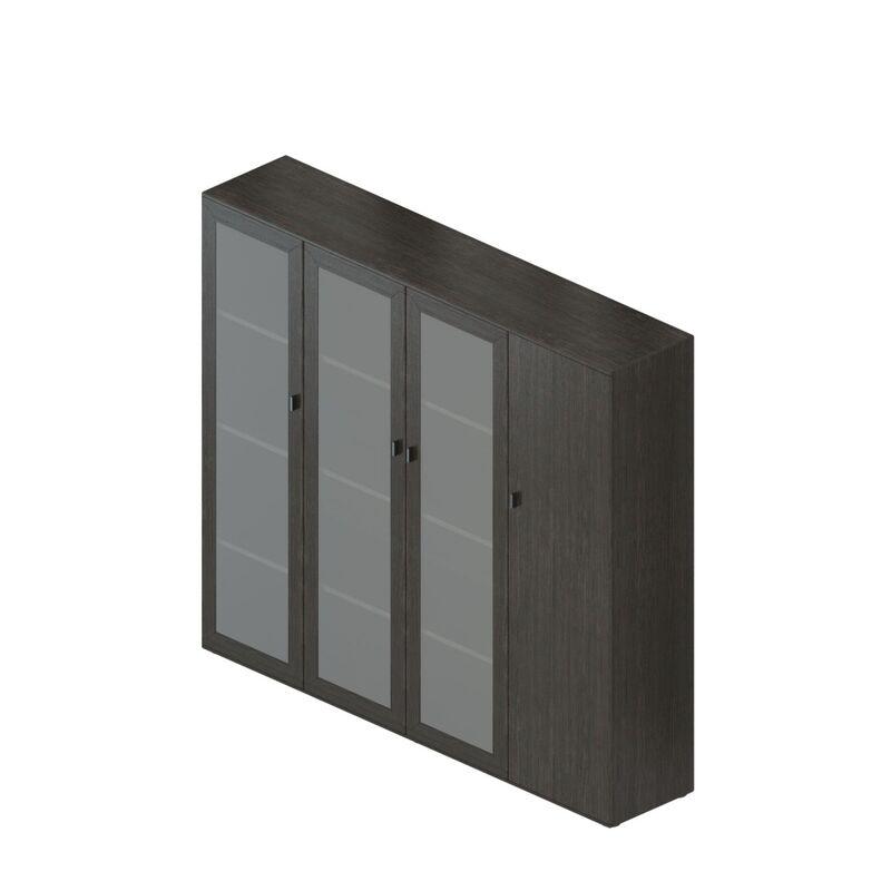 Шкаф комбинированный Sidney SD-54N