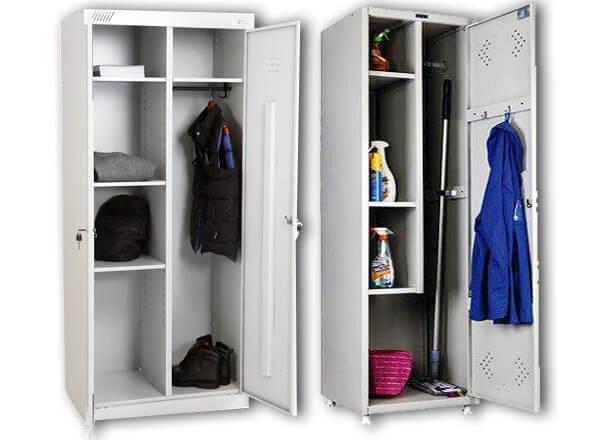 Шкафы для хозинвентаря