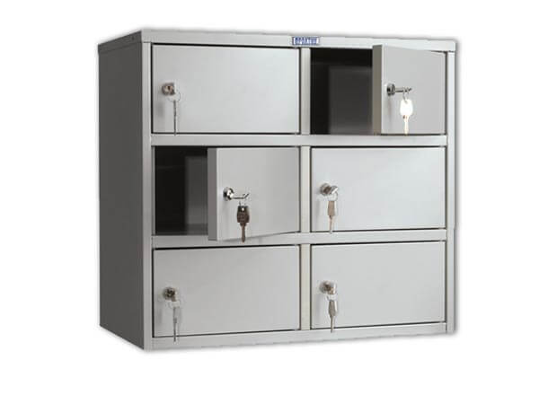 Шкафы кассира АМВ и денежные ящики