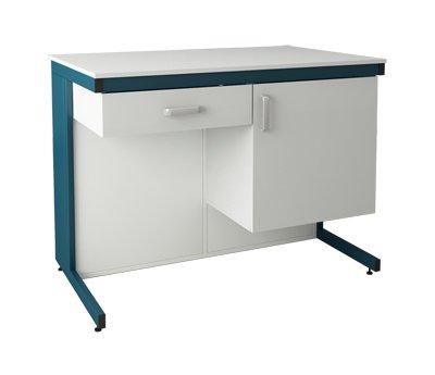 Мебель лабораторная слопласт (пластик)